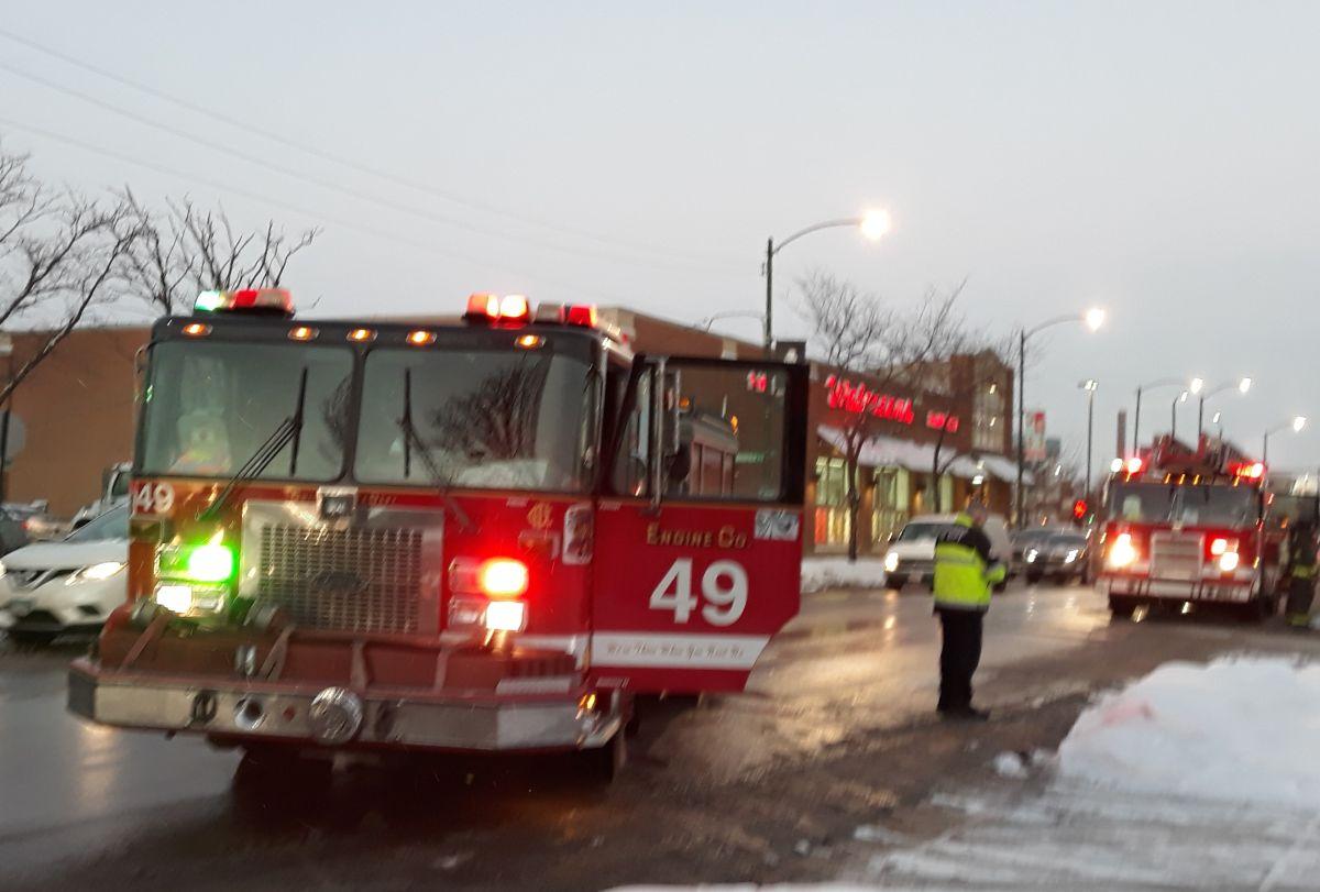 Anciana muere en incendio en el noroeste de Chicago
