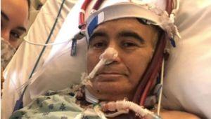 Sobreviviente de covid-19 lucha por un trasplante de pulmón que le salve la vida