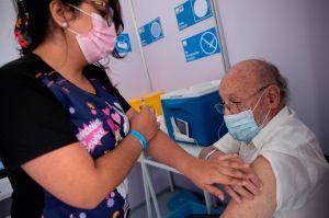 Habrá una jornada de vacunación contra el coronavirus en el Horner Park