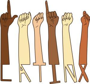 Lo que nos alivia el uso del término 'latinx' sin limitaciones