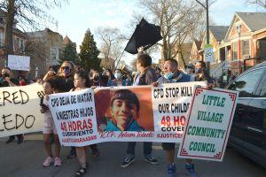 Piden al Departamento de Justicia que investigue el tiroteo del menor Adam Todelo asesinado a manos de la Policía de Chicago