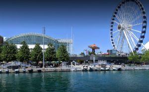 Oportunidades de empleo en Navy Pier de Chicago