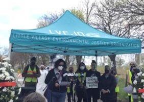 Un año después de la fallida implosión de Hilco, residentes de La Villita demandan justicia ambiental