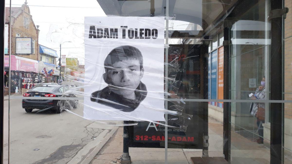 Hombre que estaba con Adam Toledo, menor asesinado en La Villita por la policía se declara inocente
