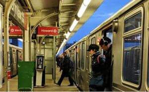 Renovarán cuatro estaciones de la línea roja de la CTA en Chicago