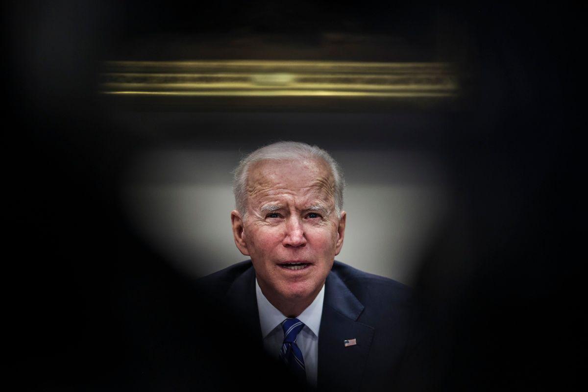 El presidente Biden no ha expresado apoyo a un cuarto cheque de estímulo.
