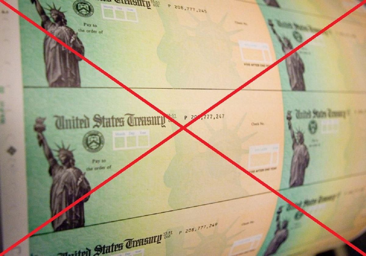 No hay una propuesta concreta para un cuarto cheque de estímulo.