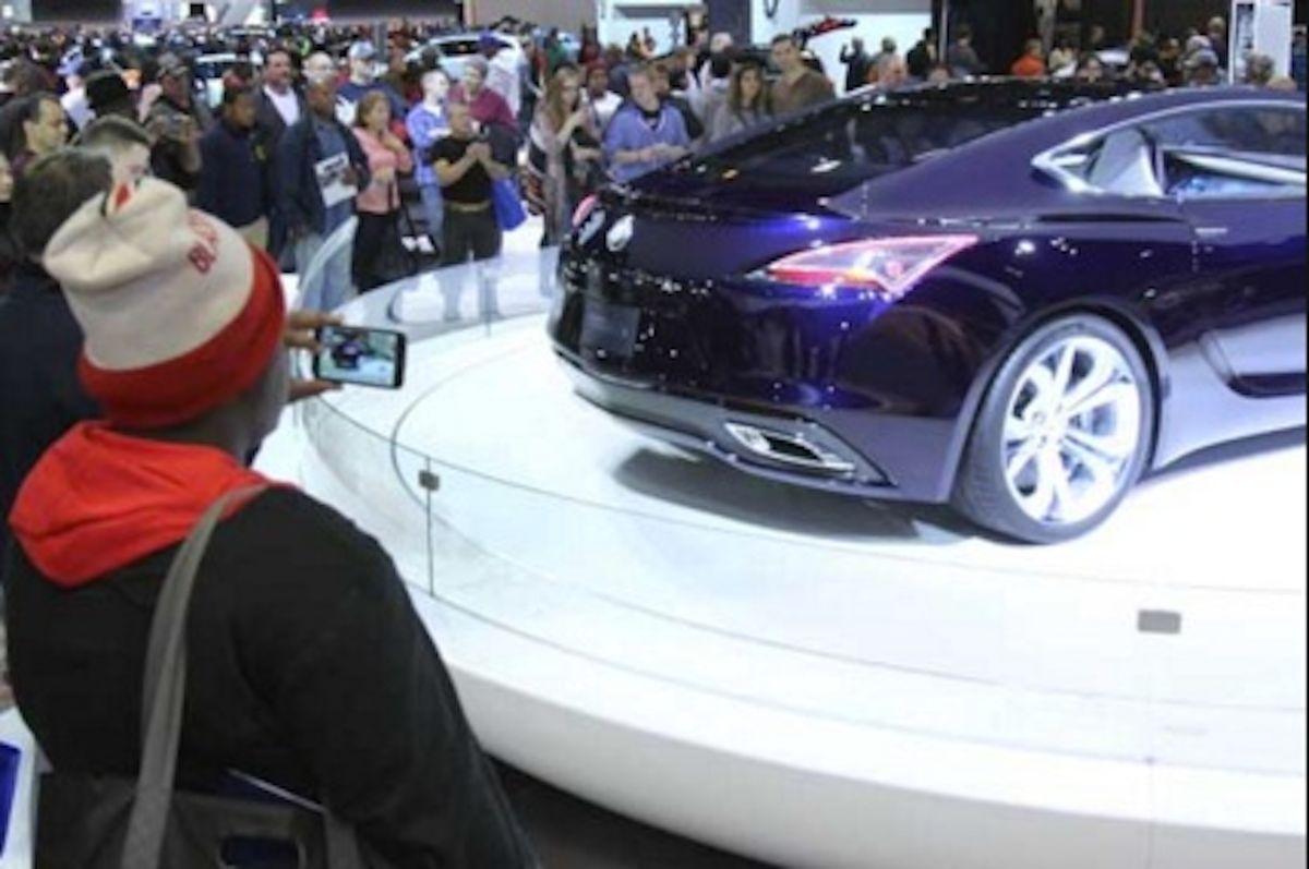 El Chicago Auto Show será un evento de cinco días que iniciará el fin de semana.