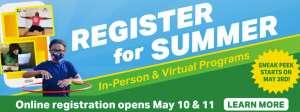 Comienzan inscripciones en línea para programas y campamentos de verano en los parques de Chicago