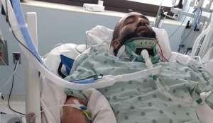 Piden ayudar a inmigrante mexicano paralizado que fue echado de un hospital