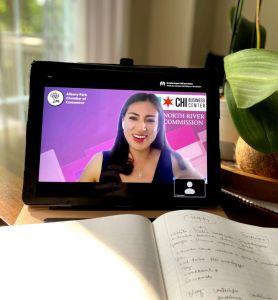 Alientan a emprendedores latinos de Chicago a capacitarse en marketing digital