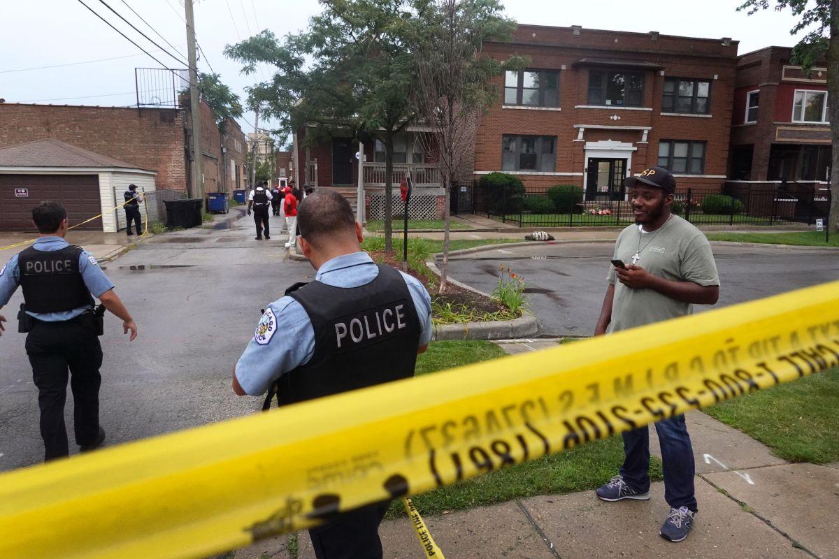 Balean mortalmente a una mujer latina en West Garfield Park en Chicago