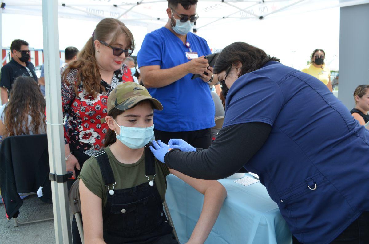 En Chicago se han administrado casi 3 millones de vacunas contra el coronavirus. Foto Impremedia