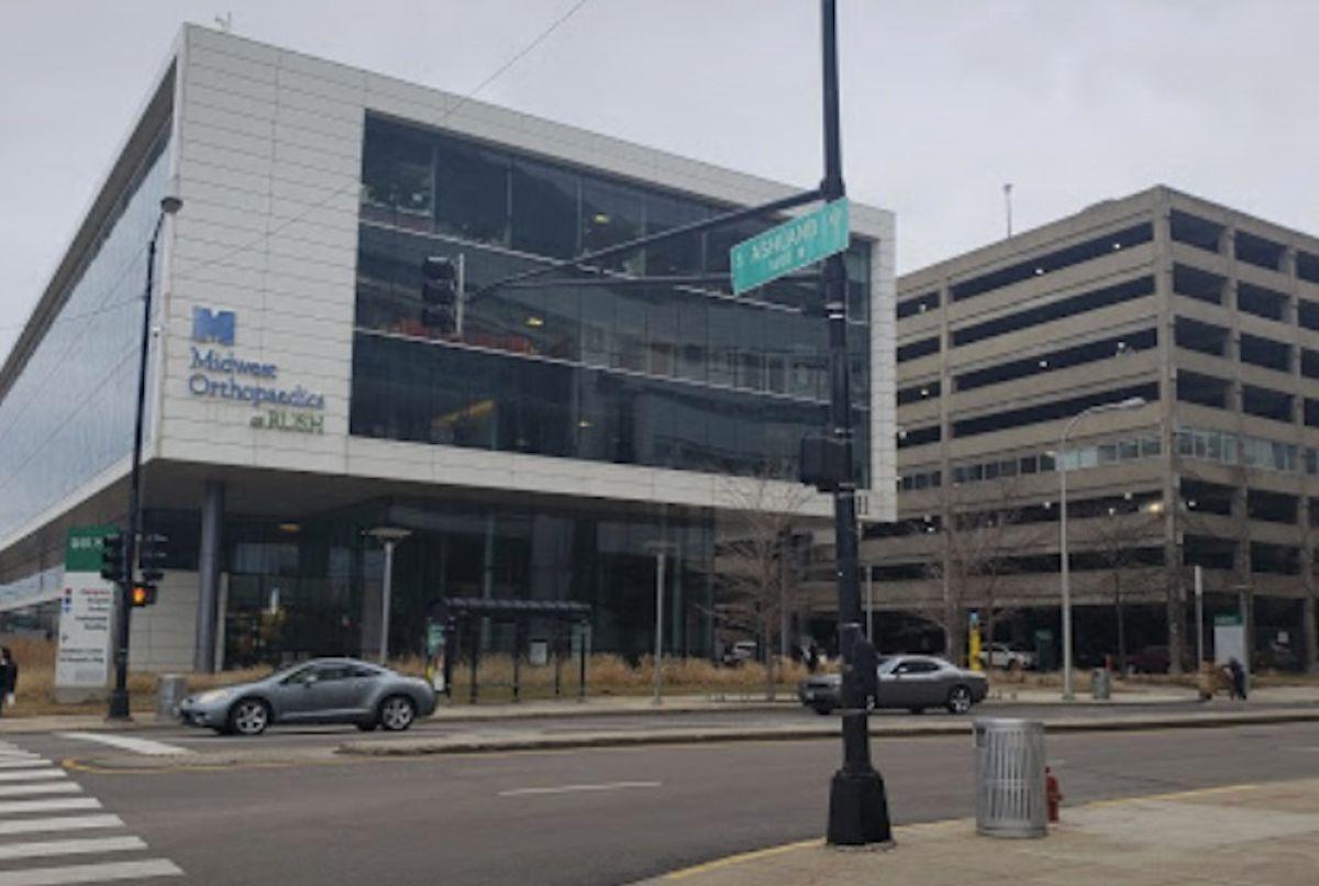 El Centro Médico de la Universidad Rush obtuvo el décimo noveno lugar en general y segundo mejor en Illinois.