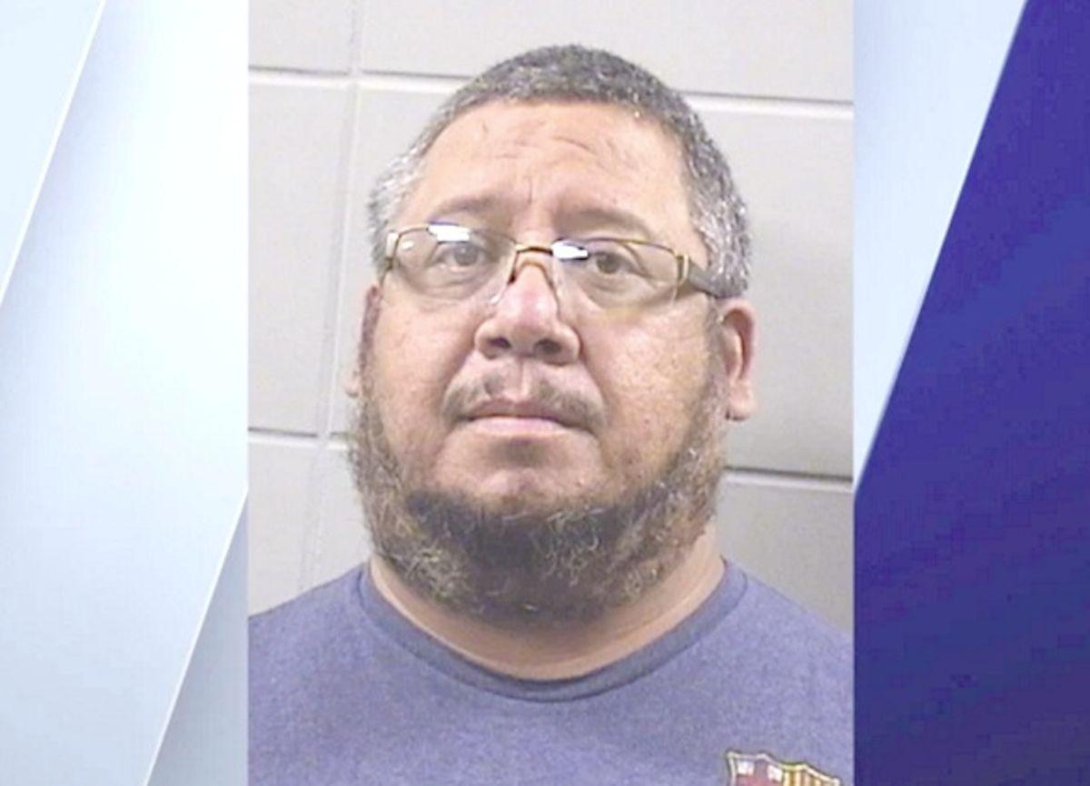 Juan Carlos Alvarado Platero de 43 años. Foto Cortesía Oficina del Alguacil del Condado de Cook