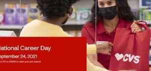 600 puestos de trabajo ofrecerá la compañía CVS en Illinois en un evento virtual de un día