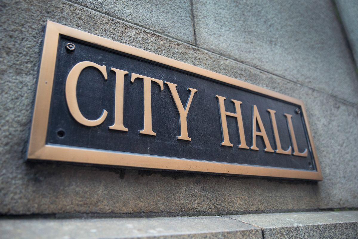 El City Hall de Chicago, sede de la Alcaldía de la ciudad.