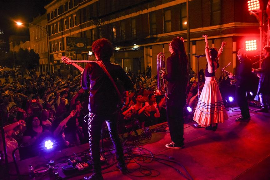 Pilsen Fest arrancará con el concierto ¡Súbelo!, el 4 de septiembre. Foto: Cortesía Pilsen Fest