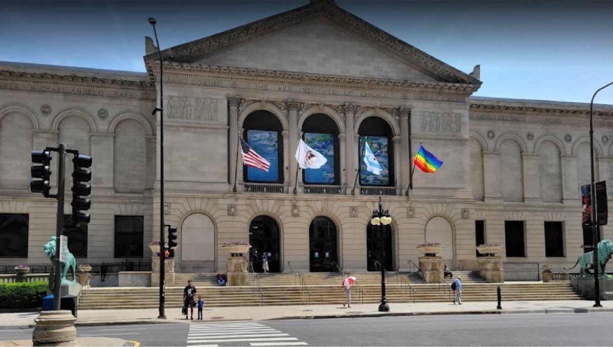 Empleados del Instituto de Arte de Chicago están exigiendo un salario justo, liderazgo transparente por lo que luchan por sindicalizarse. Google Maps