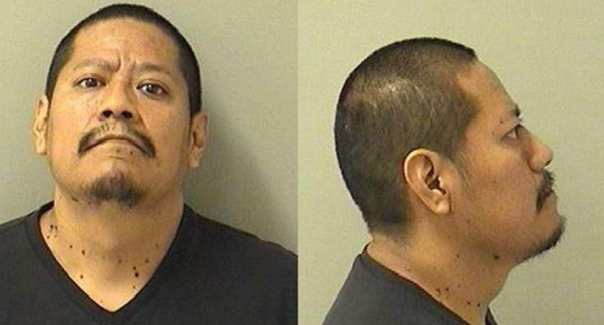 Atanasio Rodríguez abusó de un menor de 13 años. Foto Oficina del Fiscal del Condado de Kane en Illinois