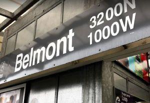 Encuentran a niño deambulando solo por la estación Belmont de la línea roja de la CTA