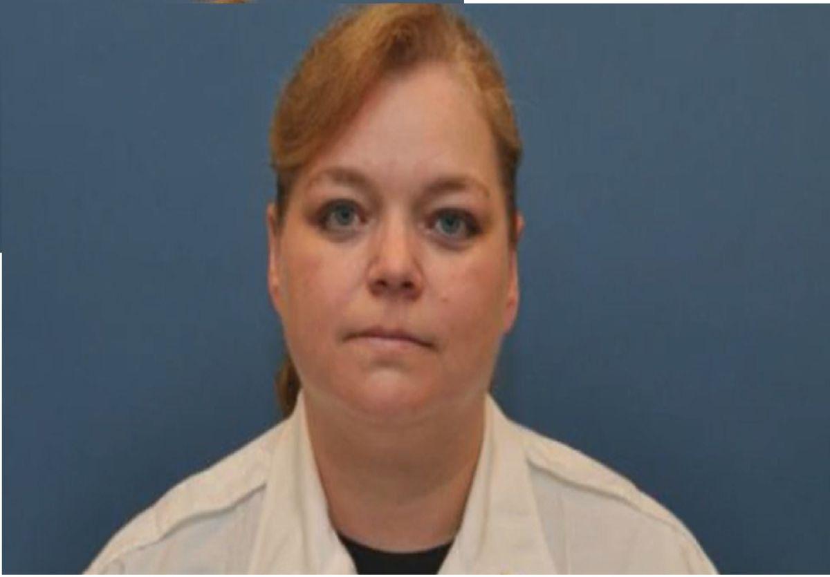 Dawn Malec fue la primera mujer jefa de policía en Joliet. Foto Departamento de Policía de Joliet